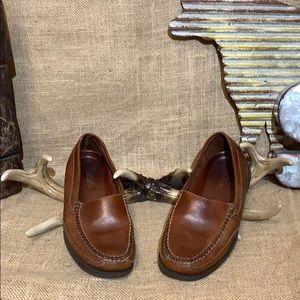 Dexter Brown Women's Loafers SZ 9M